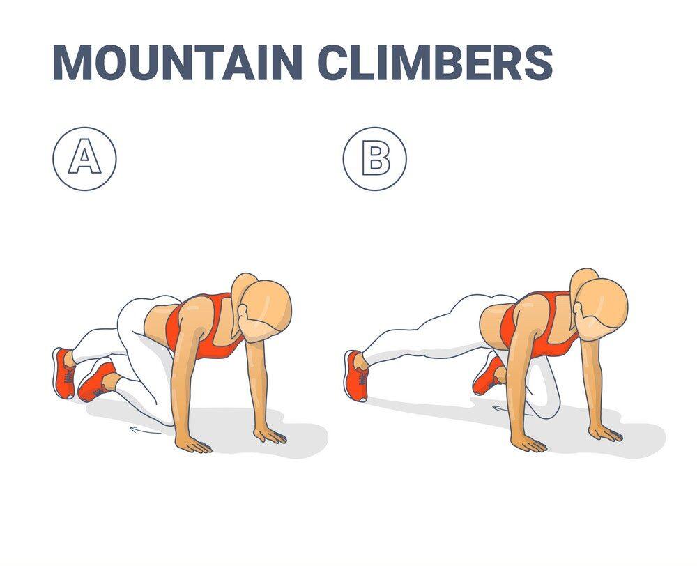 登山者(Mountain Climber)