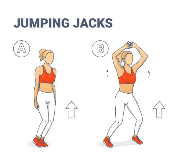 開合跳(Jumping Jack)